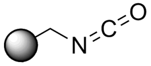 Isocyanate Structure