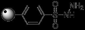 Sulfonyl Hydrazide Structure