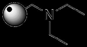 Triethylamine Structure