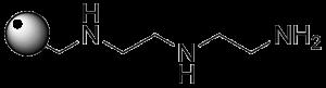 Trisamine Structure